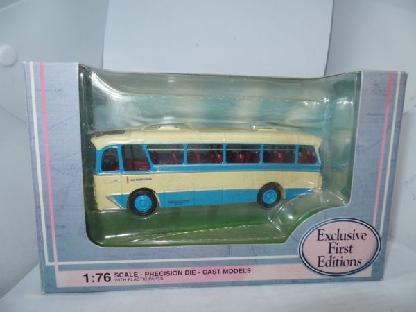EFE 12117 Harrington Cavalier Coach Thomas Brothers Port Talbot Coaches  MIB